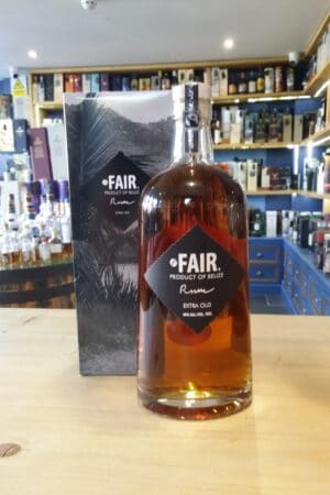 FAIR Extra Old Rum 5 year old 70cl