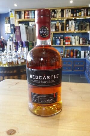Red Castle Scottish Distilled and aged Caribbean Spiced Rum Fusion 70cl